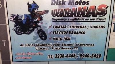 Disk Motos Uvaranas