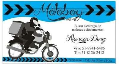 Motoboy Igrejinha