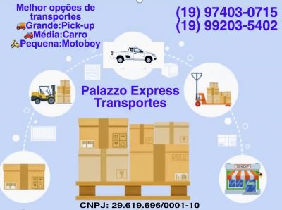 Palazzo Express Transportes